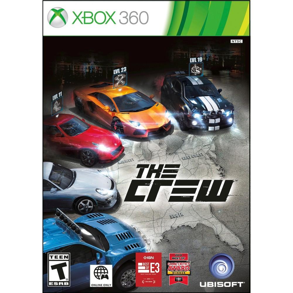 The Crew Xbox 360, Video Games