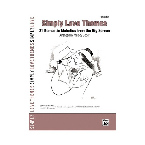 Alfred Simply Love Themes Easy Piano - image 1 of 1