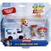 Disney Pixar Toy Story Minis RV and Friends Road Trip Pack - image 4 of 4
