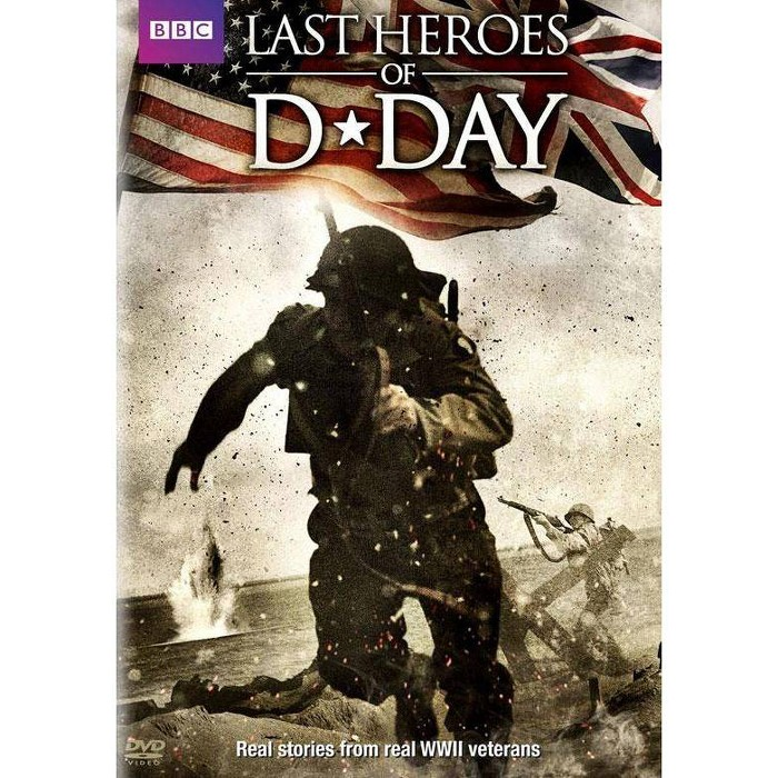Last Heroes Of D-day (DVD) - image 1 of 1