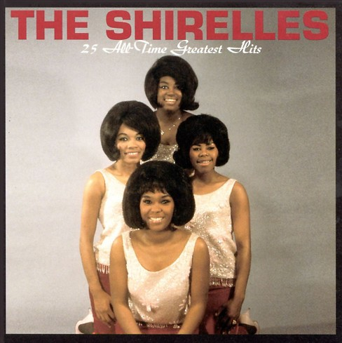 Shirelles - 25 all time greatest hits (CD) - image 1 of 1