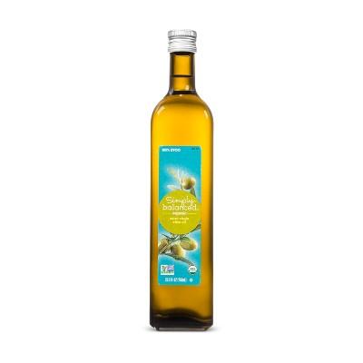 Olive Oil: Simply Balanced Italian
