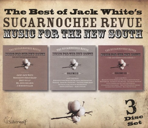 Jack White - Best Of Jack White's Sucarnochee Revu (CD) - image 1 of 1