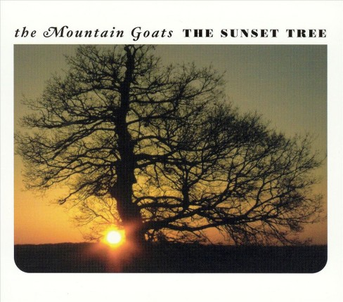 Mountain Goats - Sunset Tree (CD) - image 1 of 1