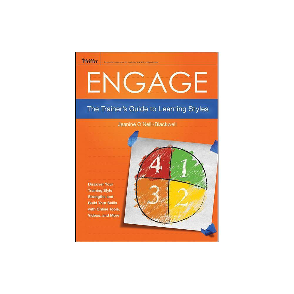 Engage By Jeanine O Neill Blackwell Paperback