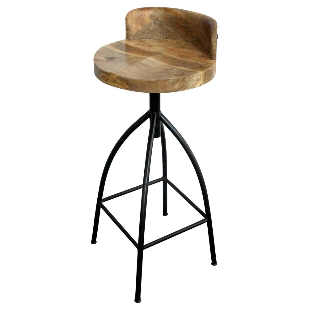 "Image of ""30"""" Swivel Counter Height Stool Coffee - The Urban Port"""