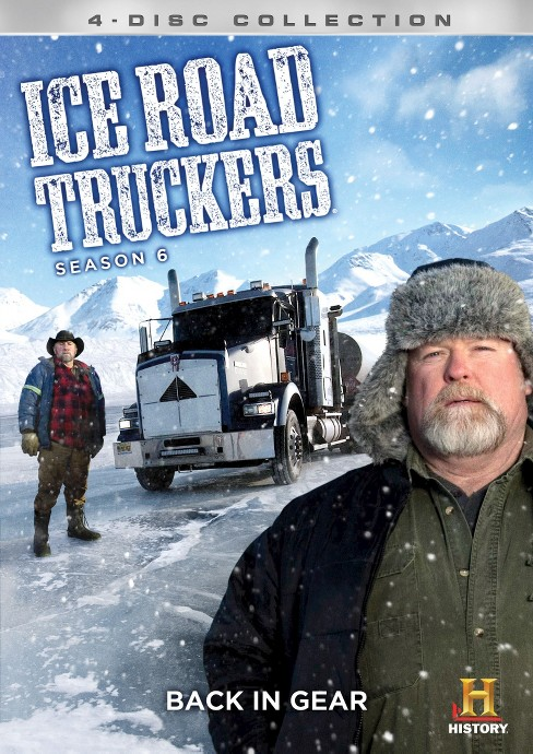 Ice road truckers:Complete season 6 (DVD) - image 1 of 1