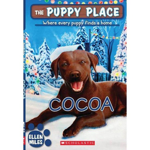 Cocoa - (Puppy Place) by  Ellen Miles (Paperback) - image 1 of 1