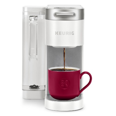 Keurig K-Supreme Single-Serve K-Cup Pod Coffee Maker - White