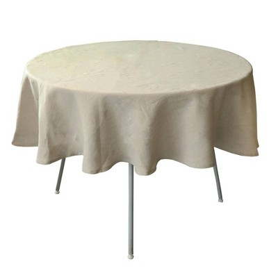 Linen Kitchen Textile Tablecloth Natural - Threshold™