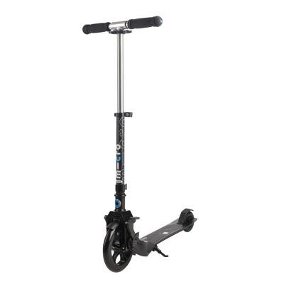 Micro Kickboard Eazy 2 Wheel Kick Scooter - Black