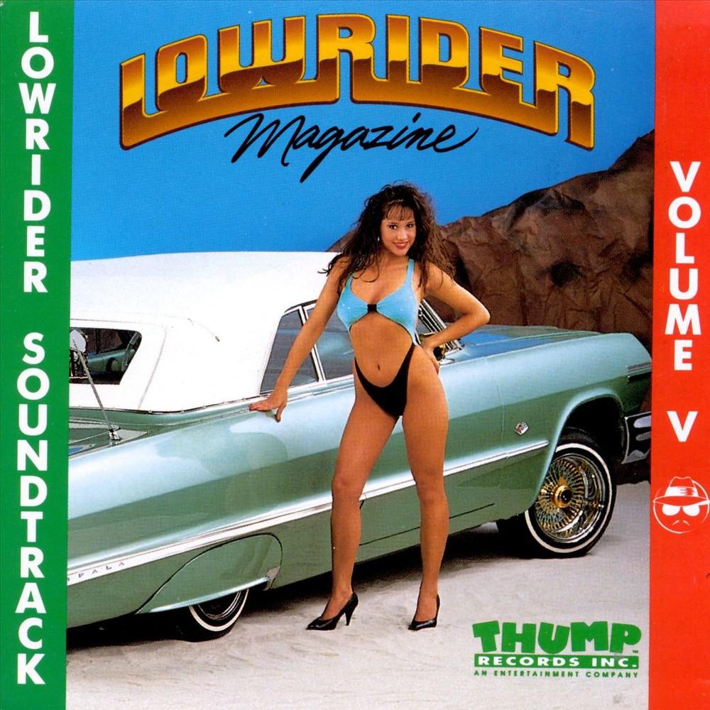 Various - Lowrider soundtrack vol 05 (CD)
