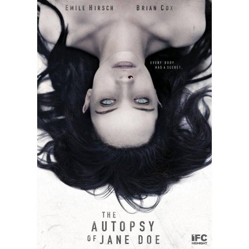 The Autopsy of Jane Doe (DVD) - image 1 of 1