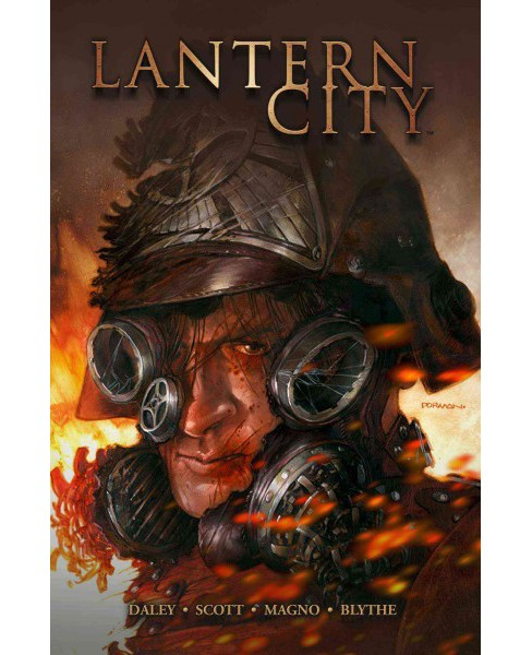 Lantern City 3 (Hardcover) (Matthew Daley & Mairghread Scott) - image 1 of 1