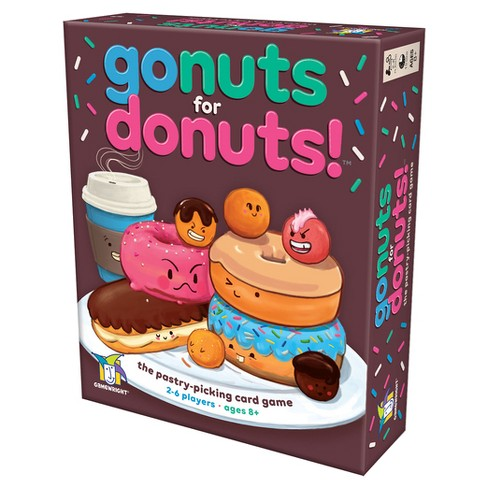 Go Nuts For Donuts! Card Game - image 1 of 1