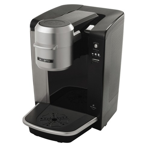 Mr. Coffee Single Cup Brewer 40oz - Black BVMC-KG6-001 - image 1 of 9