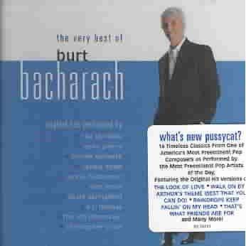 Burt Bacharach - Very Best of Burt Bacharach (CD)