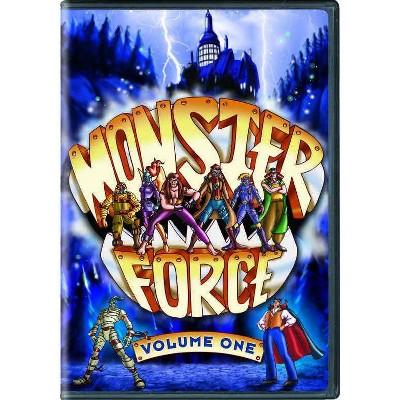 Monster Force Volume 1 (DVD)(2009)
