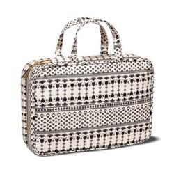 Sonia Kashuk™ Weekender Bag Woodblock Cream