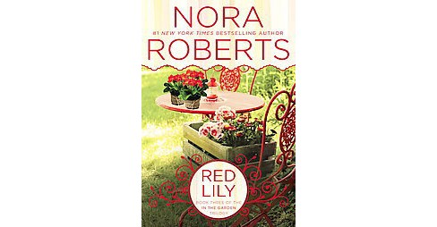 Red Lily (Paperback) by Nora Roberts - image 1 of 1