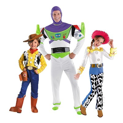 toy story family costume collection
