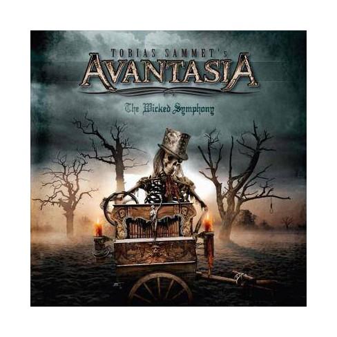 Avantasia - Wicked Symphony (Vinyl) - image 1 of 1