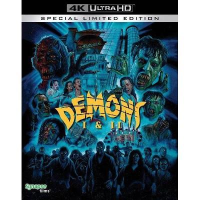 Demons / Demons 2 (4K/UHD)(2021)