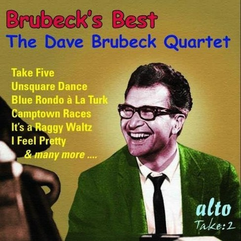 Dave brubeck - Brubeck's best (CD) - image 1 of 1