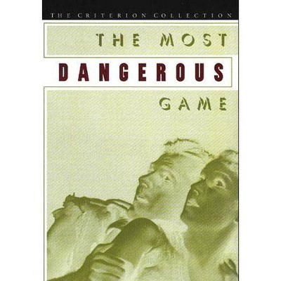 The Most Dangerous Game (DVD)(1999)