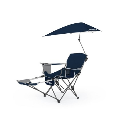 Sport-Brella Portable Recliner Chair - Midnight Blue