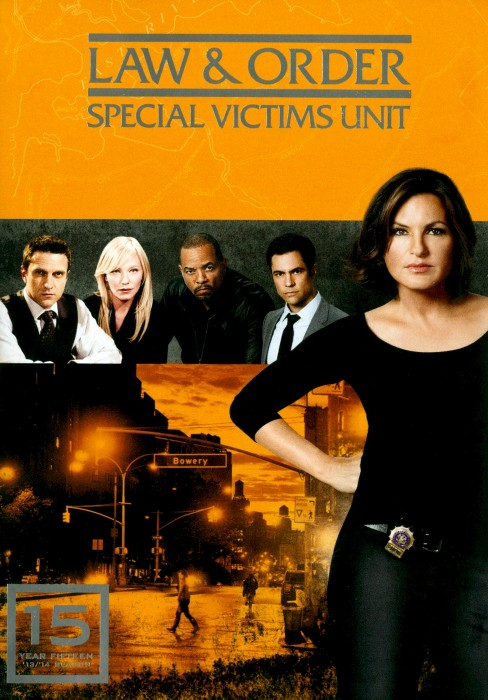 Law & order:Special victims un ssn 15 (DVD) - image 1 of 1