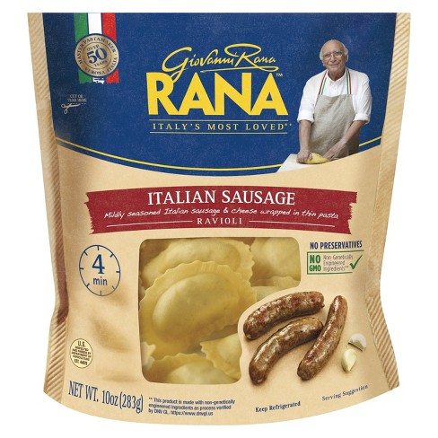 Rana Italian Sausage Ravioli - 10oz - image 1 of 1
