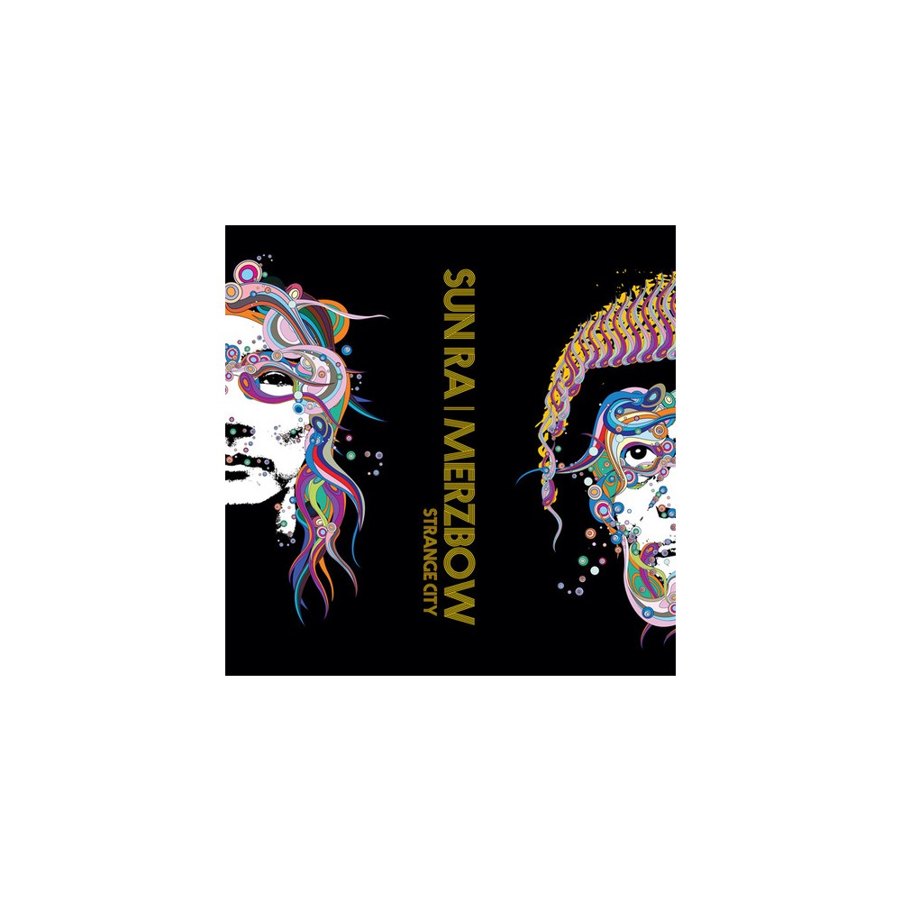 Sun Ra - Strange City (Vinyl)