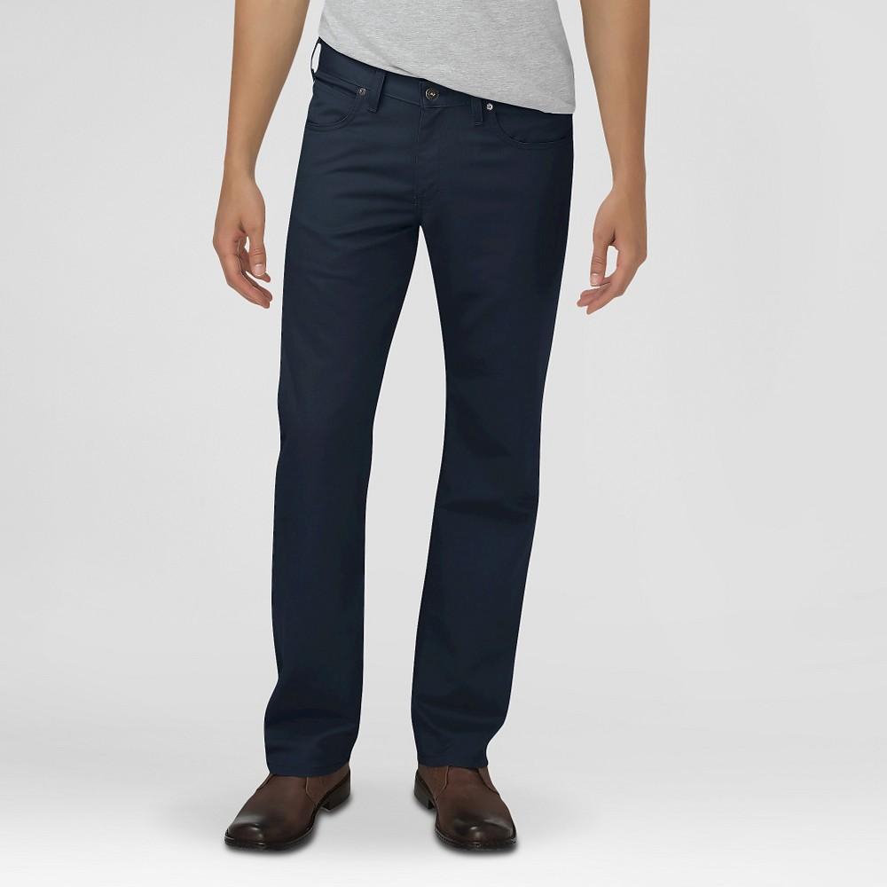 Dickies Men's Regular Fit Straight Leg 5-Pocket Pants Navy (Blue) 30X32