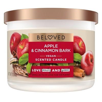 Beloved Apple & Cinnamon Bark Candle - 11.5oz