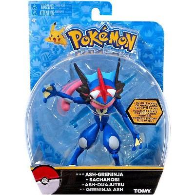 Pokemon Ash Greninja Action Figure Target