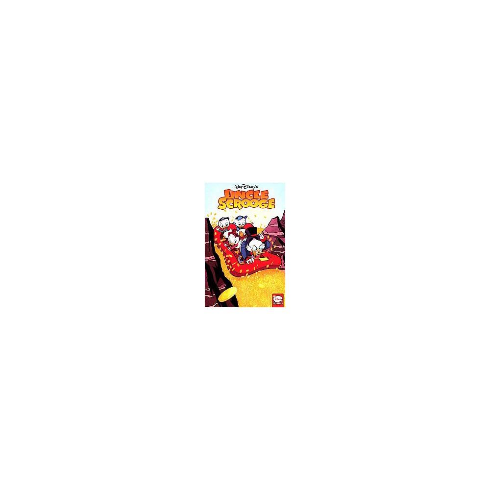 Walt Disney's Uncle Scrooge : Pure Viewing Satisfaction (Paperback) (Rodolfo Cimino & Romano Scarpa &