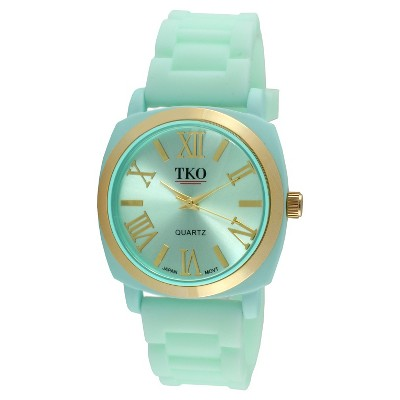 Women's TKO® Rubber Strap Watch