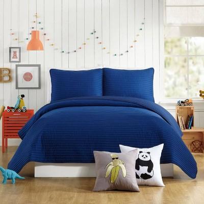 Astor Quilt Set Blue - Urban Playground