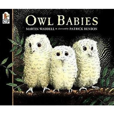 Owl Babies (Reprint)(Paperback)(Martin Waddell)