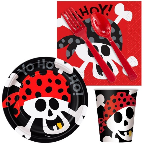 16ct Pirate Birthday Snack Pack - image 1 of 1