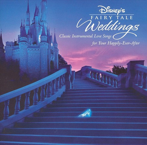 Disney - Disney's fairy tale weddings (CD) - image 1 of 1