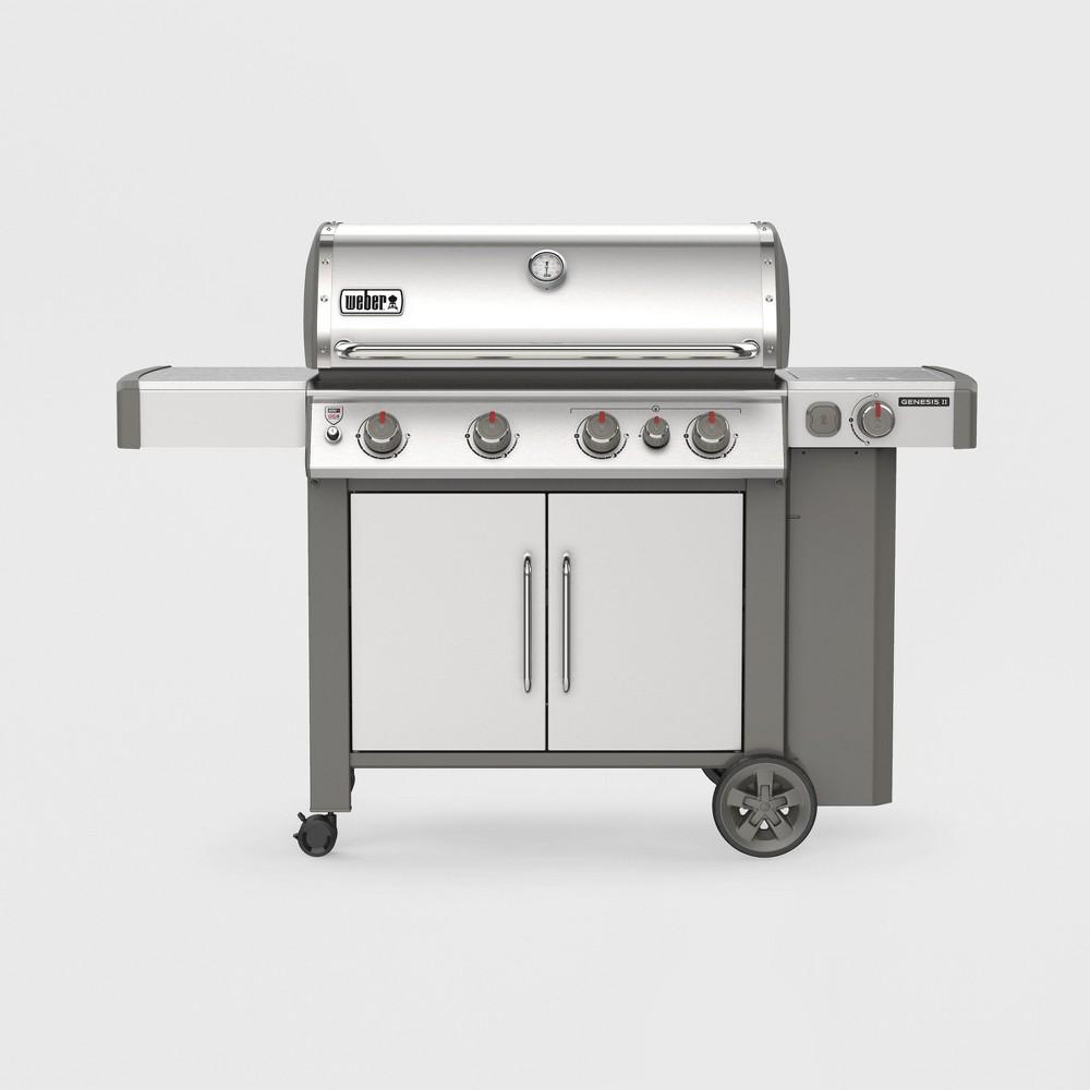 Weber Genesis II S-435 62006001 Stainless Steel (Silver) 54005358