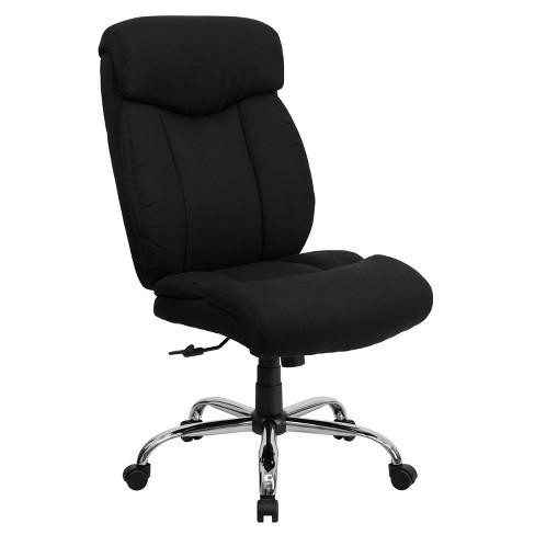 Brilliant Hercules Series 400 Lb Capacity Big Tall Executive Swivel Office Chair Black Flash Furniture Inzonedesignstudio Interior Chair Design Inzonedesignstudiocom