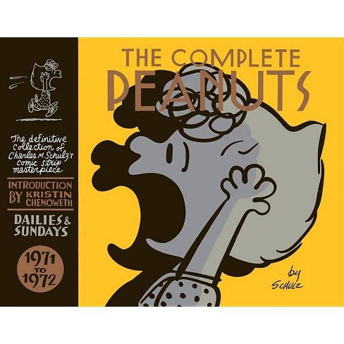 The Complete Peanuts Volume 11: 1971-1972 - by  Charles M Schulz (Hardcover) - image 1 of 1
