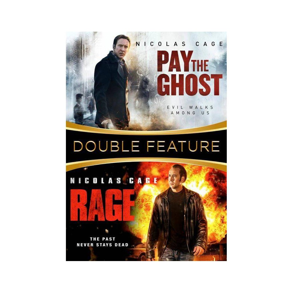 Rage Pay The Ghost Dvd