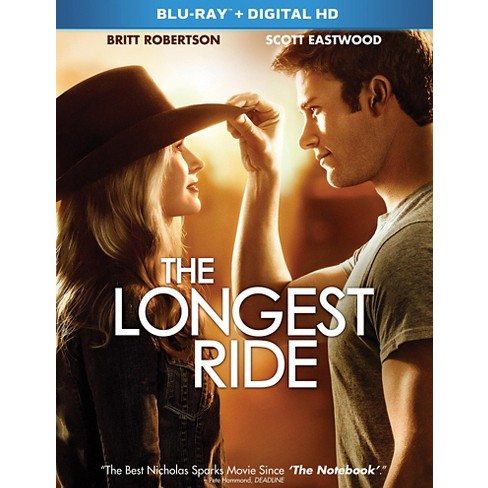 The Longest Ride [Blu-ray] - image 1 of 1