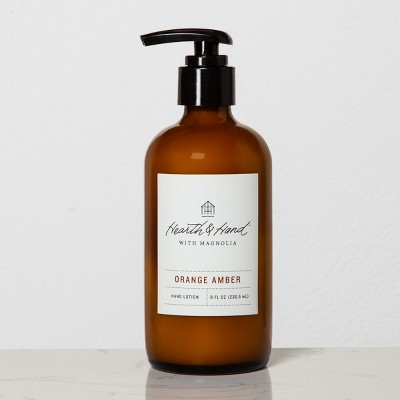 Hand Lotion Orange Amber - Hearth & Hand™ with Magnolia