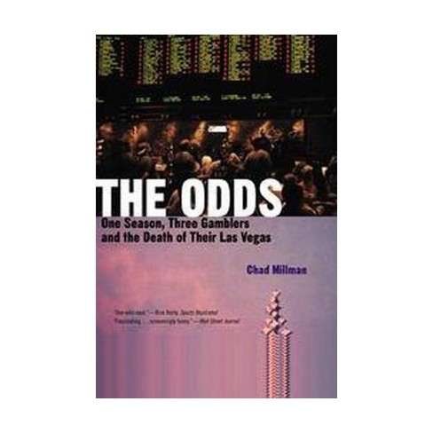 The Odds - by  Chad Millman (Paperback) - image 1 of 1