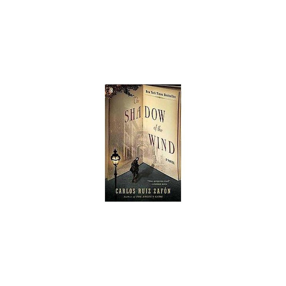 Shadow of the Wind - Reprint by Carlos Ruiz Zafon & Lucia Graves (Paperback)